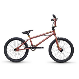 s'cool XtriX 20 BMX Children brown